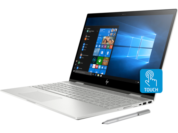 HP Envy x360 15t Touch