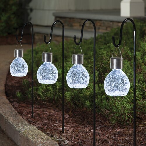 Sterno home color-changing outdoor lighting